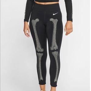 ✔️ NWT✔️ NIKE women's skeleton leggings ~ various